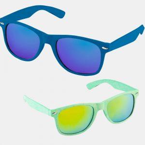 Occhiali ecologici personalizzati