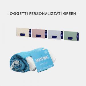 Gadget aziendali ecologici personalizzati