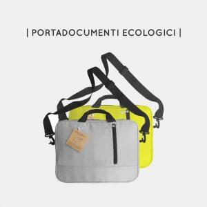 Portadocumenti ecologici aziendali e personalizzabili