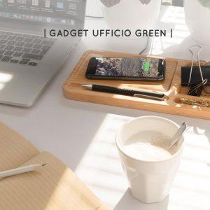 Gadget per ufficio sostenibili personalizzabili