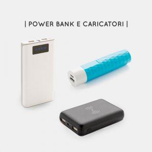 Power bank e caricatori