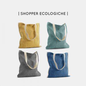 Shopper sostenibili e personalizzabili