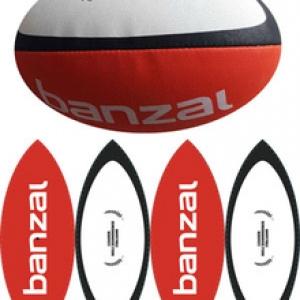 Palle da rugby personalizzate