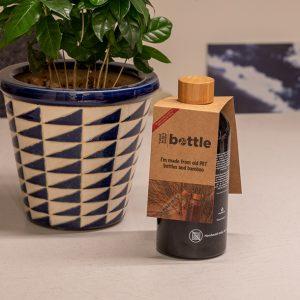 Bottiglia riutilizzabile RPET
